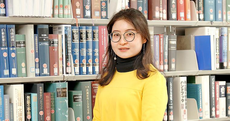 第3回 北大フロンティアプログラム第2期生 任 雅欣(ニン・ガキン)さんへのインタビュー